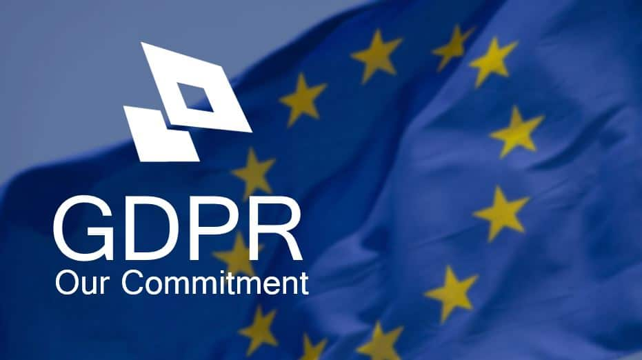 Prospus Commits to General Data Protection Regulation (GDPR)